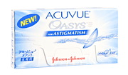 Evelyn's Eyewear ACUVUE® OASYS® for ASTIGMATISM